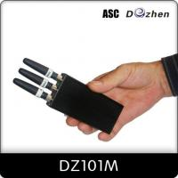 Buy cheap 2-3Hour Working Portable Mobile Jammer (DZ-101M-GPS) product