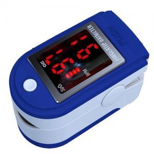 Buy cheap Finger Pulse Oximeter/ Fingertip Pulse Oximeter/ Pulse Oximter product