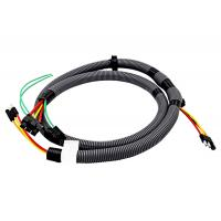Buy cheap High Quality Automobile Wire Harness 3 Bullet Prong Connectors Terminals Cable Assembly Supplier product