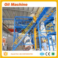 Buy cheap Hot Sales Automatic sunflower oil making extraction refining machine product
