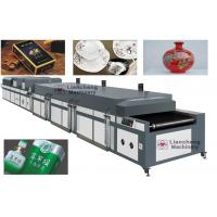 Buy cheap Jet Type Circulation Automatic Silk Screen Printing Machine UV Photofixation Equipment product