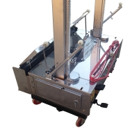 Buy cheap Rack Transmission Smooth Cement Putty Plastering  Wiping Tools Machine product