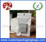 Buy cheap Ziplock Plastic Hanger Bags for Battery , Recycled  plastic bag hanger product