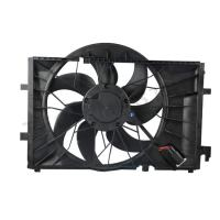 Buy cheap Car Radiator Cooling Fan For Mercedes W203 2035001693 1 Year Warranty product
