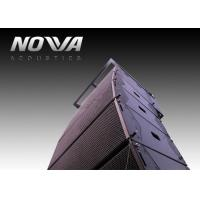 Buy cheap High Power Line Array Subwoofer / Speakers For Rental / Theme Parks product