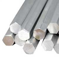 Buy cheap Hot Rolled 200 series 202 Stainless Steel mill  Hex Bar For Machine Industry product