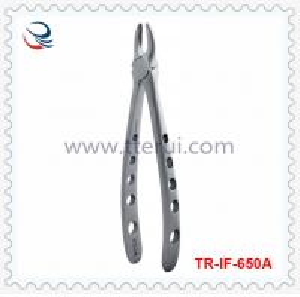 Buy cheap Fórceps TR-IF-650A do dente para Inciscors superior 1、 3#-Adults do、 2 product