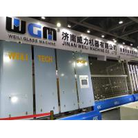 Buy cheap Vertical Insulating Glass Processing Machine For Double Triple Low - E Coating Glass product