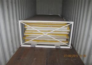 Buy cheap El peso ligero refrigeró los paneles aislados camión de la comida CKD que fijaban en chasis del camión from wholesalers