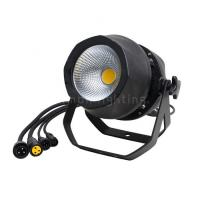 Buy cheap Waterproof Outdoor IP65  Warm White 200W COB LED Studio Par Can Light product