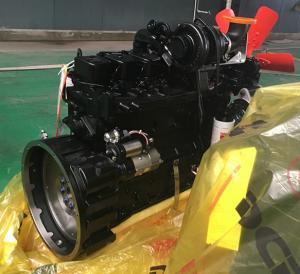 Buy cheap 100KW多シリンダー ターボチャージのディーゼル機関Bシリーズ135HP黒色 product