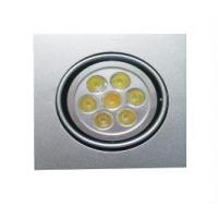 Buy cheap High Lumen 7W 240lm 90 - 260V White LED Downlight For Kitchens product