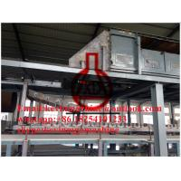 Buy cheap 2 - 60mm Thickness Magnesium Oxide Board Production Line for External Wall Panel Insulation product