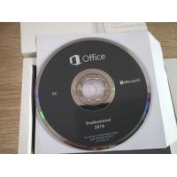 Buy cheap Key Card Included Microsoft Office 2019 Activation Free Pro Dvd Windows Lifetime from wholesalers