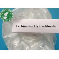 Buy cheap Pharmaceutical EP Terbinafine Hydrochloride For Antifungal CAS 78628-80-5 product