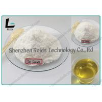 Safe Testosterone Decanoate CAS 5721-91-5 , Muscle Building Powder For Fitness