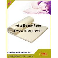 China Vacuum Pack Memory Foam Mattress Topper on sale