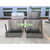 Buy cheap Heated Kitchen Stainless Steel Soak Tank 258L 2KW For Cleaning / Degreasing product