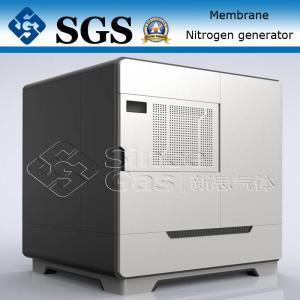 Buy cheap Capacidad del sistema de generador del nitrógeno de la membrana del acero inoxidable 5-5000 Nm3/h product
