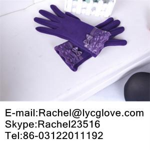 Buy cheap Guantes de la cachemira/guantes de las lanas/guantes etc. de la pantalla táctil de los guantes de cuero. product