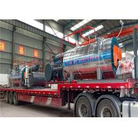 China Safe Operation Fuel Oil Steam Boiler For Milk Processing Plant ISO / CE Certification on sale