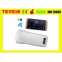 Buy cheap New Handheld Wireless Wifi Ultrasound Transducer Scanner, best quality wireless from wholesalers