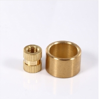 Buy cheap Brass Taper Threaded Guide Pin Bushing product