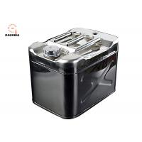 Buy cheap Easy Carrying Auto Fuel Tanks European 20 Litre Metal Jerry Can CE Approved product
