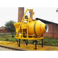China 25cbm/h Productivity Electric Concrete Mixer 750L Capacity with Reversible Drum on sale
