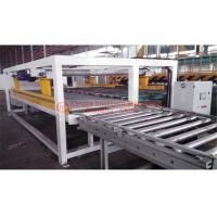 Buy cheap High Efficiency Automatic Stacking Machine , High Speed Palletizer Horizontal Gripper Type product