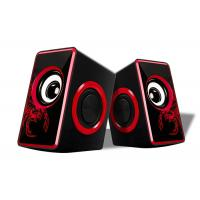 China Home Office 2.0 PC Speakers For Computer Light Weight Small Size SP2030 on sale