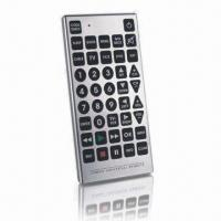 Buy cheap Universal Remote Control, Suitable for TV, VCR, DVD, SAT, and Cable Devices product