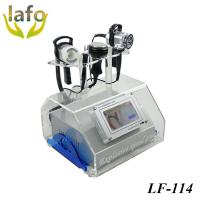 China LF-114 5 in 1 Portable vacuum rf lipo cavitation machine supplier on sale