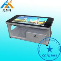 China 32Touch Kiosk Tea Table Touch Screen Interactive Multi 10Points Digital Signage on sale