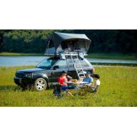 Buy cheap Hard Cover UV 50+ Roof Rack Pop Up Tent For Your Car 1 Year Warranty product