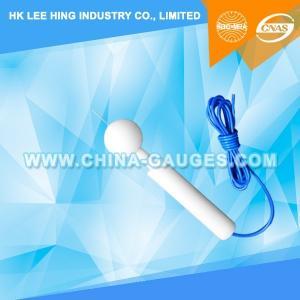 Buy cheap Diámetro 1 milímetro, longitud punta de prueba terminal de 20 milímetros de IEC 62368 product