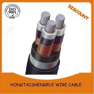 Buy cheap Силовой кабель СТА/СВА/кабель СлПЭ медный product