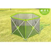 Buy cheap Security Extra Large Baby Playpen Fence / Folding Child Play Yard Fence product