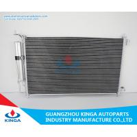 Buy cheap Car cooling Condenser for  Tiida (07-)/G12 with OEM 92110-1U600/EL000/AX800 product