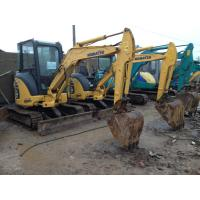 Buy cheap KOMATSU PC35MR MIDI DIGGER WITH ROTATION PILE 3.5TON from wholesalers