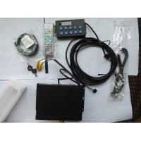 Buy cheap IR Remote Control Bus Announcement System , Multi-language Bus GPS product