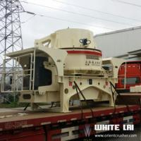 China Sand Making Stone Crusher Machines with Firm Handrail , 150-264kw on sale