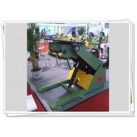 Buy cheap Stepless Tilting Adjust Hydraulic Driven Welding Positioner For 1t Weldment product