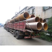 Buy cheap Metal Alloy Steel High Pressure Boiler Tube ASTM A335 P5 32'' 813mm X 140mm Size product