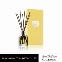 Buy cheap Promotional Home Reed Diffuser Colorful Folding Box Packing For Residential Ornaments product