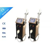 Buy cheap Triple - Wave Painting Metal Laser Beauty Equipment 1200W Laser Bar Power Included product