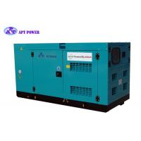 Buy cheap Silent Diesel Generator Equipped Nissan Engine And Low Oil Consumption for house use product