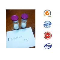 Buy cheap Hexarelin human growth peptides Hexarelin Customized Peptide For Lab Supply product
