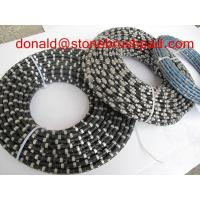 Buy cheap Diamond wire for marble quarry product