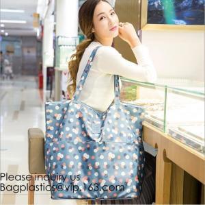 Buy cheap Big shopper bag cotton shopper bag mesh tote bag for outdoor shopping,Big Tote Canvas Log Shopper Rainbow Bags, bagease product